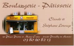 Joli mois de mai 2017 - Logo Boulangerie Lerouge