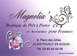 Joli mois de mai 2017 - Logo Magnolia