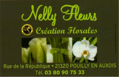 Joli mois de mai 2017 - Logo Nelly Fleurs